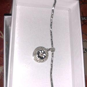Macy's Diamond Pendant
